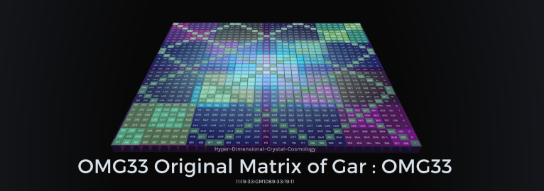 Original Matrix of Gar 33:33