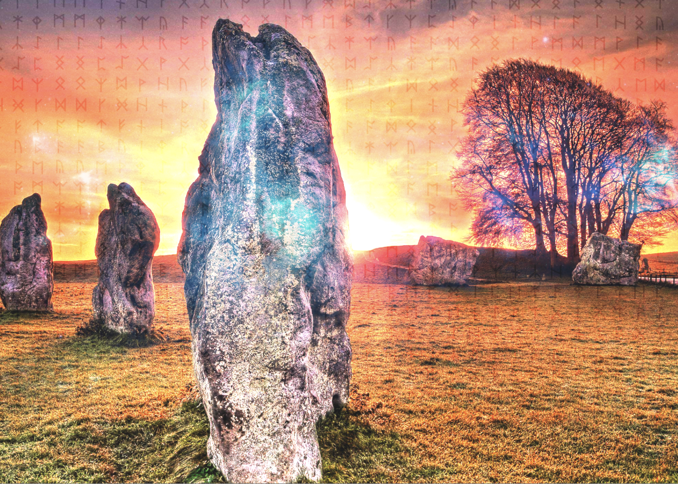The Original Matrix of Avebury 33:33